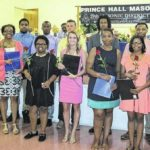 Masons award scholarships