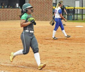 Richmond Senior softball struggles in shutout loss to Whiteville