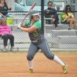 Bowers, Way etch names in softball record books