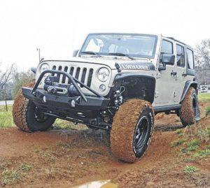 Jeep creates Uwharrie edition