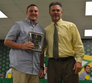 Richmond Senior athletes recognized at 45th annual sports banquet