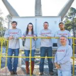 Richmond Community College electrical team places third in national competition