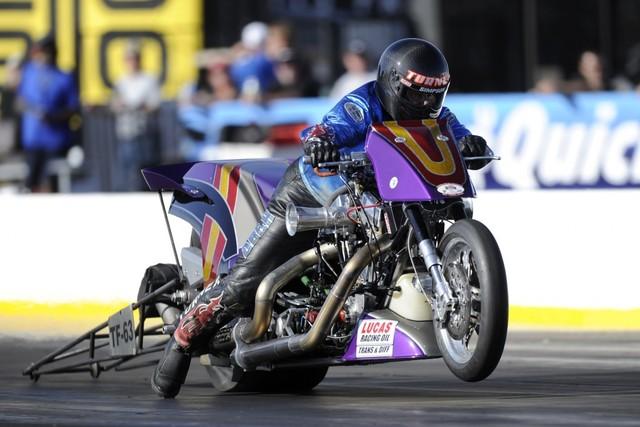 Riders duel for 'Harley Hero' honors