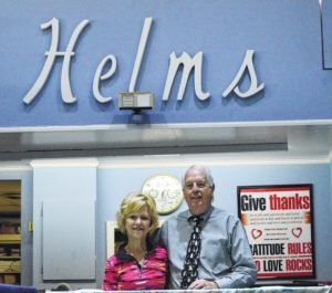DIAMONDS AREN'T FOREVER: Barring a buyer, Rockingham's Helms Jewelers to close in February