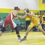 Richmond Senior wrestling goes 4-1 at Raider Rumble 2