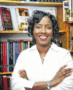 Rockingham native Tina Bryson returns for Black History Month speech